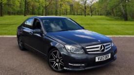 Mercedes-Benz C250 2.1CDI ( 201bhp ) Blue F 7G-Tronic Plus 2013MY CDI AMG Sport