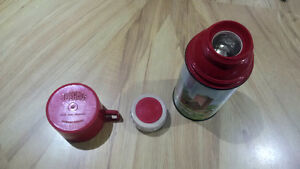 --- VINTAGE CANADIAN THERMOS ---