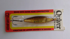 Quiver fishing lure