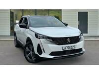 2020 Peugeot 3008 SUV 1.6 13.2kWh Allure Premium e-EAT (s/s) 5dr Auto SUV Petrol