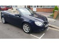 2010 VOLKSWAGEN EOS 1.4 TSI, FULL LEATHER SEATS, CONVERTIBLE