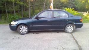 1998 Honda Civic LX-G Other