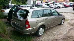 2004 ford focus waggon safety and e-test included London Ontario image 2