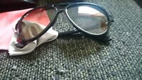 brand new rayban sunglasses with case  cleaner  awesome deal