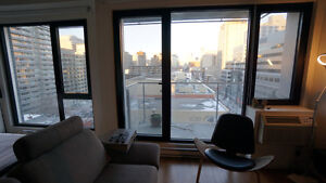 1-bedroom in Le Seville with Great City View