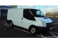 2013 FORD TRANSIT 2.2TDCi 125PS EU5 280S LOW ROOF WHITE DIESEL VAN SWB
