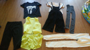 Child 8-13 y.o. clothes on sale