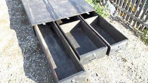 8' Wood drybox