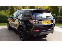 2017 Land Rover Discovery Sport 2.0 TD4 180 HSE Black 5dr Automatic Diesel Estat