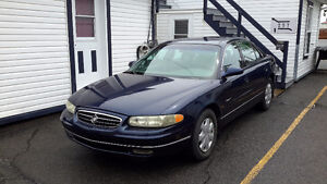 1999 Buick Regal Bleu Berline