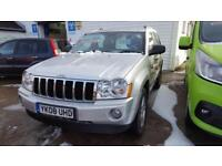 Jeep Grand Cherokee V6 Crd Limited DIESEL AUTOMATIC 2008/08