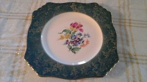 FINE CHINA PLATE (s) - ROYAL WINTON - MADE IN ENGLAND