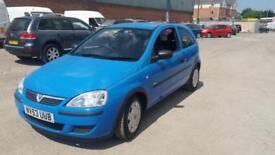 Vauxhall Corsa 1.2i 16v Life 3 DOOR - 2003 53-REG - 5 MONTHS MOT