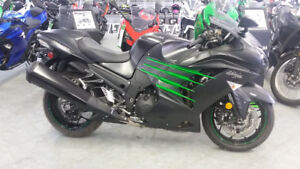 New 2015 Ninja ZX14 Special Edition ABS only $14,995.00