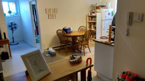 One bedroom available January 1st – Colborne St