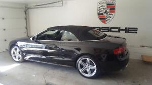 audi S5 convertible a vendre