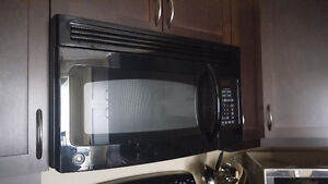 Over the range GE microwave for parts/repair