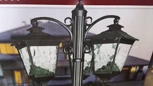 Delux street light in box  - New - Price Reduced