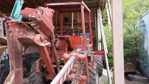 5010 Ditch Witch trencher/plow
