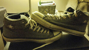 Chuck Taylor's Converse Size 8 $20