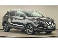 Nissan Qashqai 1.3 DIG-T N-Connecta DCT Auto (s/s) 5dr SUV Petrol Automatic