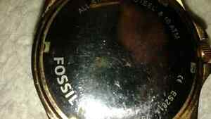 Rose gold fossil watch  Cambridge Kitchener Area image 2