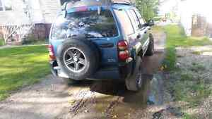 06 jeep liberty 149kms SOLD PPU