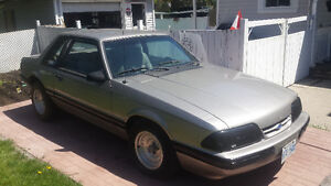 1990 Ford Mustang Trunk lx GREAT DEAL