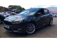 2017 Ford Focus 1.0 EcoBoost 125 ST-Line Automatic Petrol Hatchback