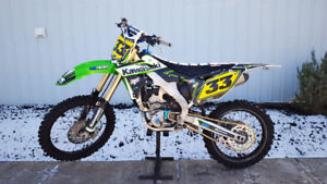 2014 KX250F For Sale