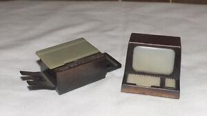 Vintage PENCIL SHARPENERS Computer Photocopier DIE CAST