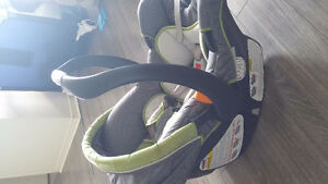 Chicco Stroller with attachable infant car seat