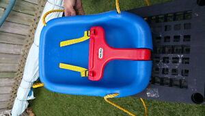 Little tykes outdoor swing Peterborough Peterborough Area image 1