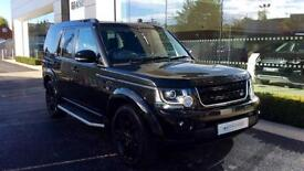 2015 Land Rover Discovery 3.0 SDV6 256hp HSE Automatic Diesel Estate