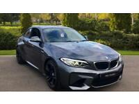2017 BMW M Series M2 2dr Manual Petrol Coupe
