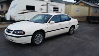 2004 Chevrolet Impala: Okanagan Valley Car