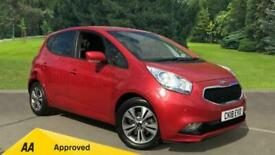 image for Kia Venga 1.6 Hatchback 3 (6) Auto Hatchback Petrol Automatic