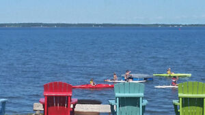 FALL SPECIALS! WATERFRONT COTTAGE RENTAL-BRULE/TATAMAGOUCHE, NS