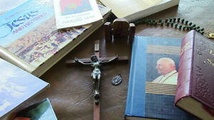 Religious Items, Books, Rosary, Cross, Medals Kitchener / Waterloo Kitchener Area image 8