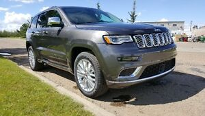 2017 JEEP GRAND CHEROKEE SUMMIT, ONLY THE BEST !! 17GH7011