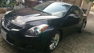 Altima 3.5 SR   coupe ( 2 doors)