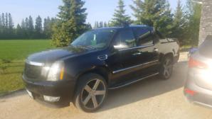 Cadillac escalade ext AWD 6.2L $12,500 obo