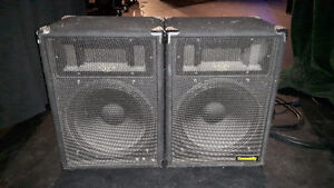 Pair of PA loud speakers– Community CSX35-S2 - $300 obo for both