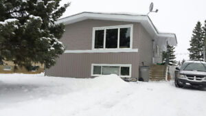 2 Bdrm lower duplex, large yard, available immediately $975.00