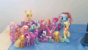Bulk lot my little pony