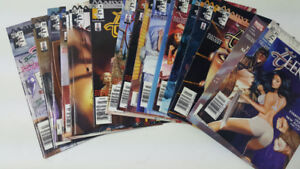 Marvel Knights Electra Comic Books