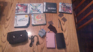 2 Nintendo 3ds great condition +games & accessories