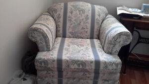 Taken Pending Pick up Free - matching Love Seat and Chair