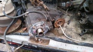 Jeep awd transfer case