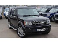2010 LAND ROVER DISCOVERY 4 TDV6 HSE GREAT LOOKING HIGH SPEC HSE IN A G